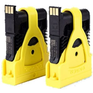 2 pack Taser X2 replacement cartridges