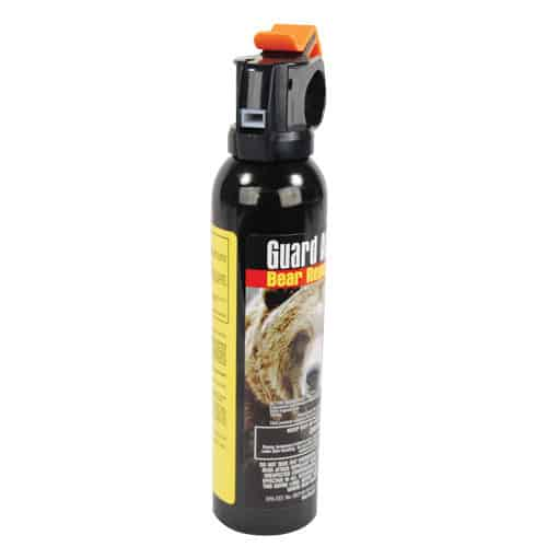 9 oz Guard Alaska Bear Spray front view