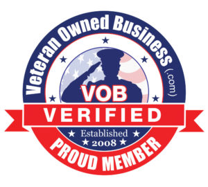 Verified Veteran Owned Business Badge